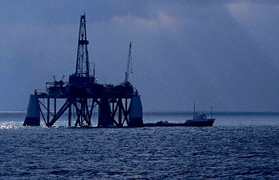 oil & gas assets shuts in Gulf of Mexico due Zeta