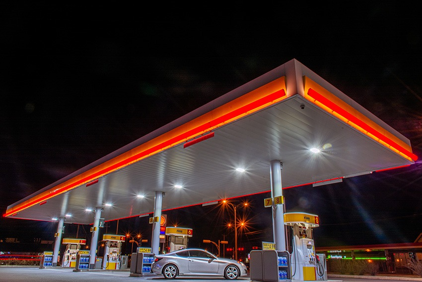 gasoline prices drop