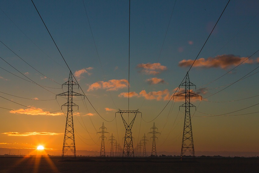 less coal for power sector