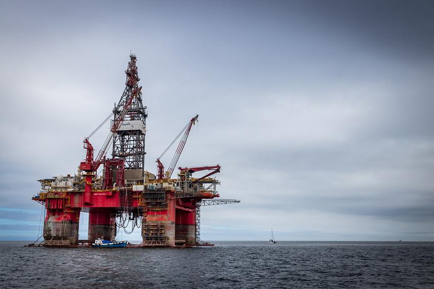 oil prices gain