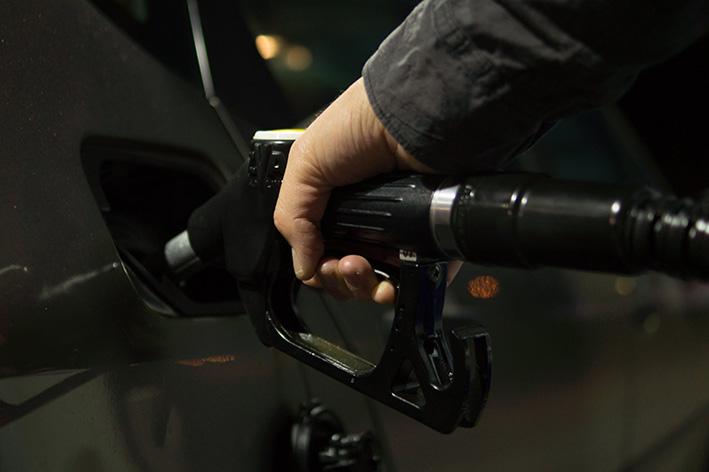 Gasoline prices 9 months high