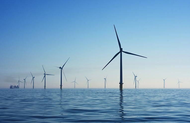Offshore wind farm Vineyard wind
