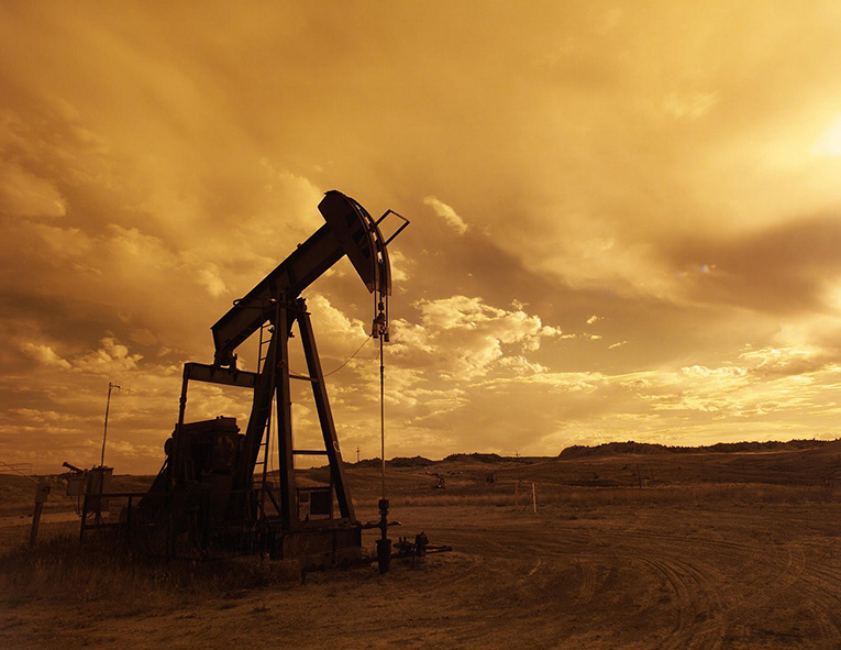 oil prices nearly at 50 a barrel