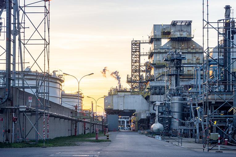 Shell Canada biofuels plant