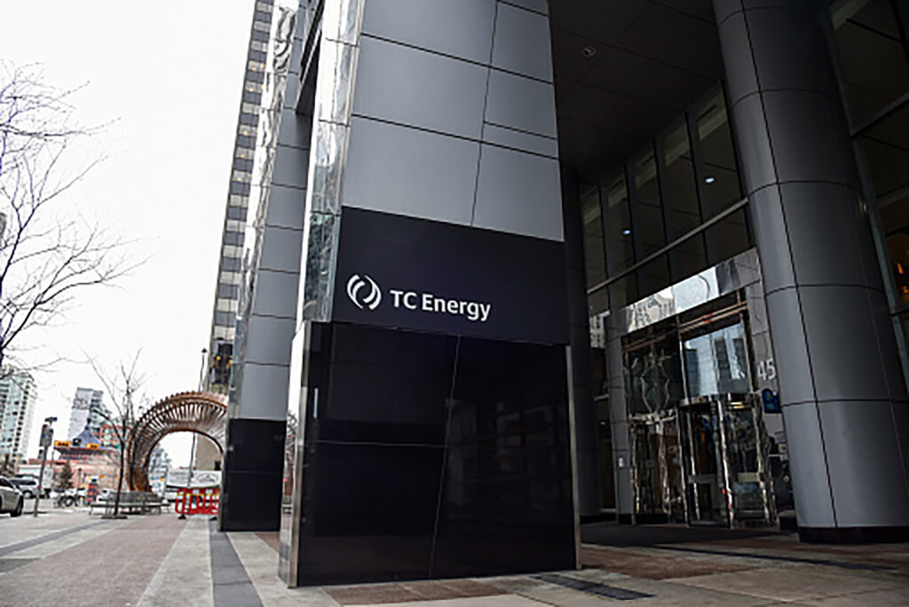 TC Energy trust notes