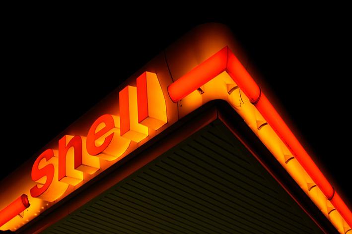 Shell oilfield Permian