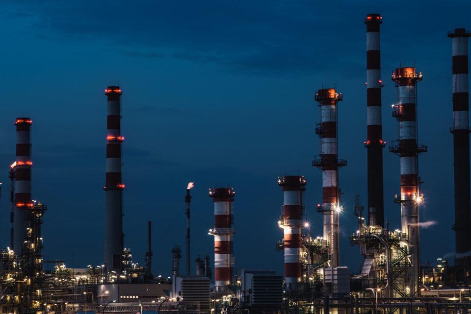 ExxonMobil biorefinery Bakersfield