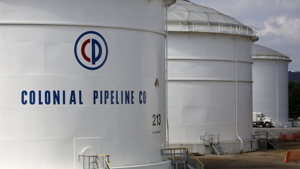 colonial pipeline cybersecurity