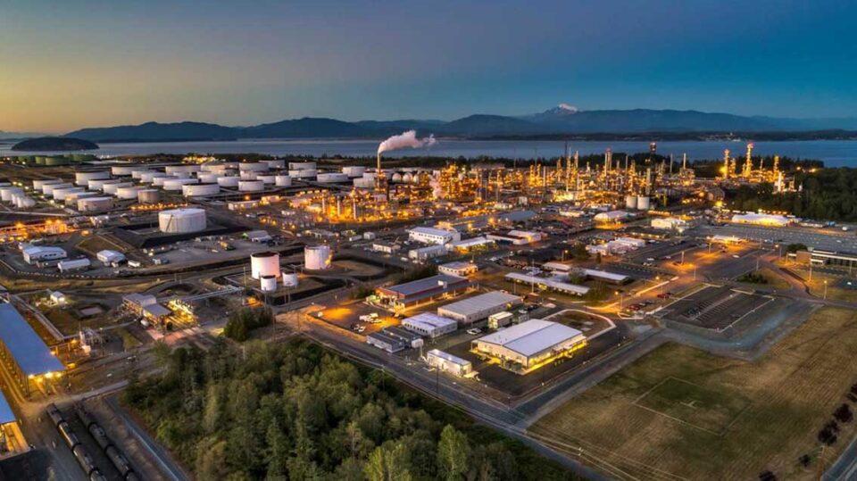 Shell Alabama refinery