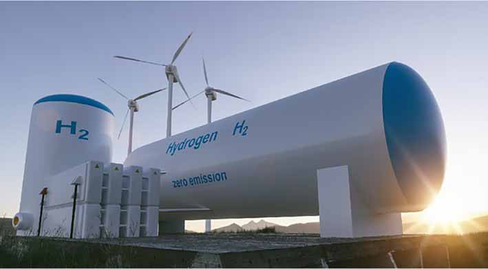 Suncor and ATCO join forces to develop Canada's largest hydrogen project