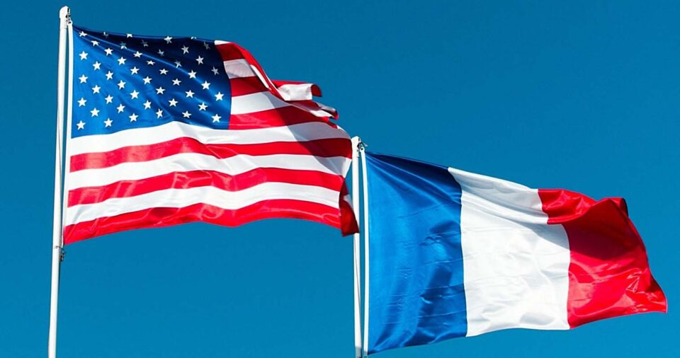 U.S. and France