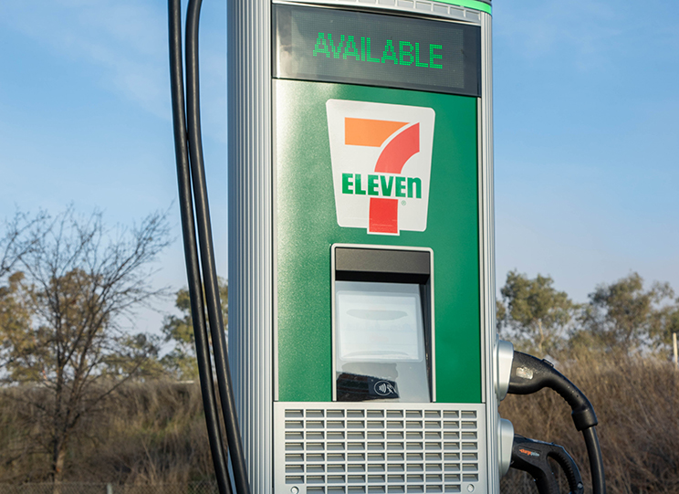 Charging Fuel and your EV: 7-Eleven to install 500 EV charging ports by 2022