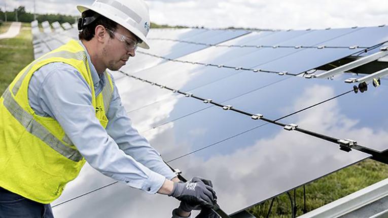 Duke Energy Solar energy