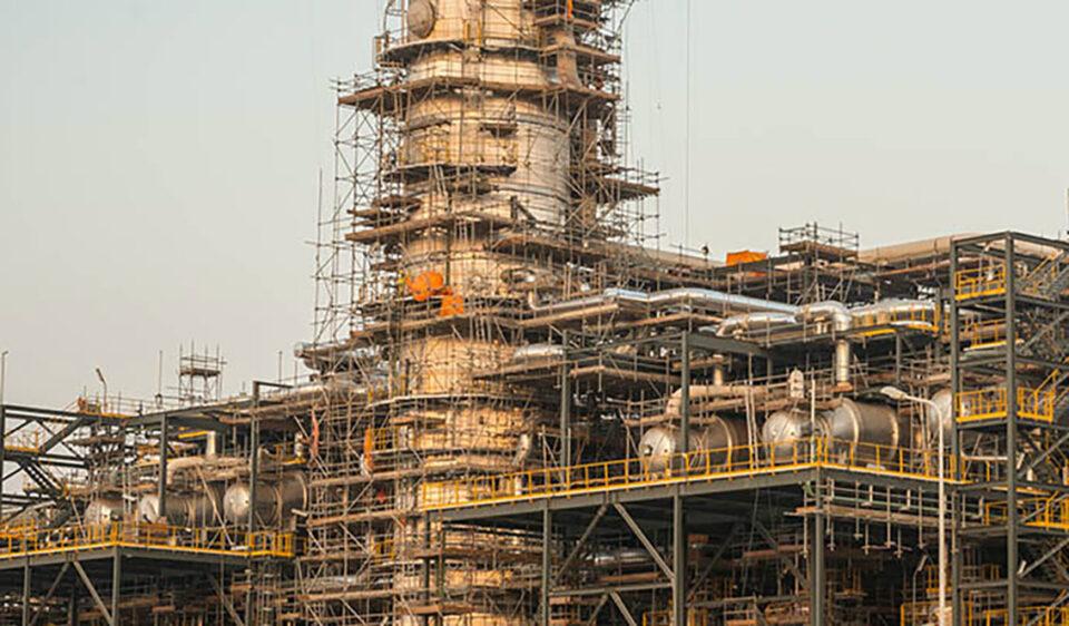 Shah gas plant