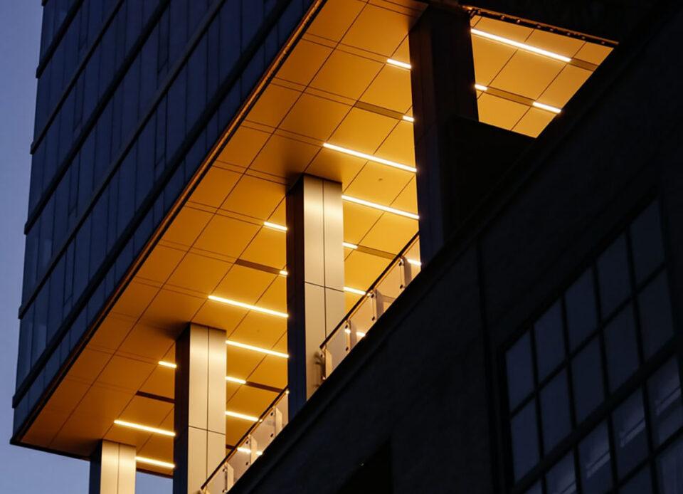 energy storage buildings