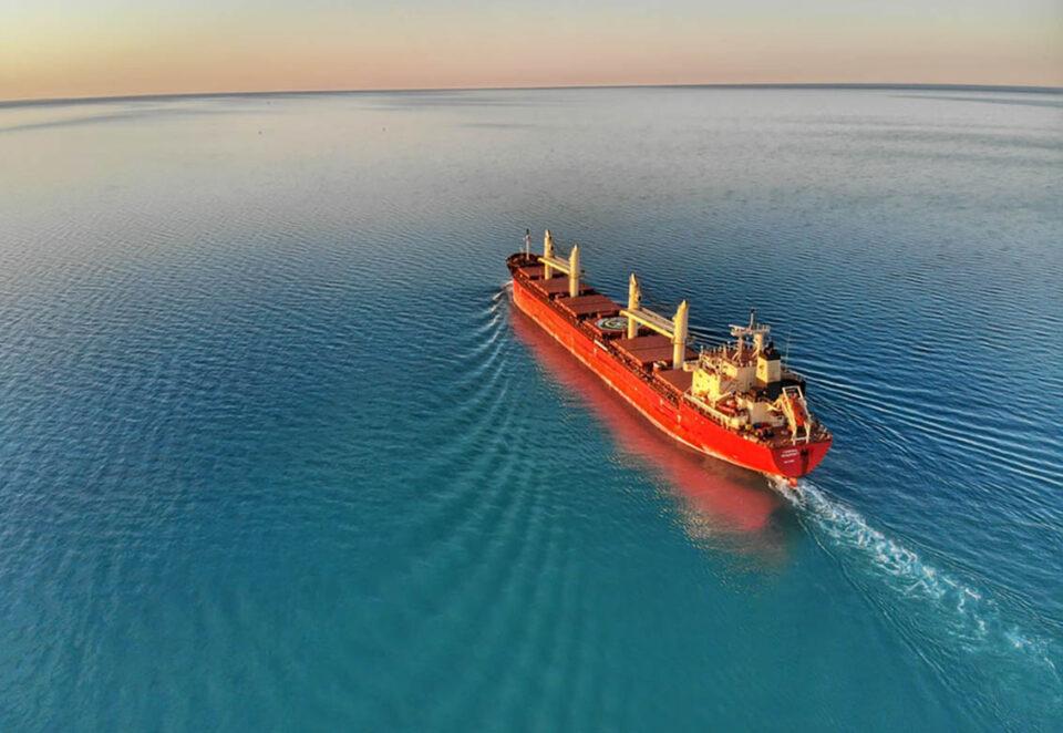 hydrogen ships