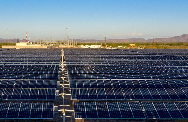Mexico Sonora Solar