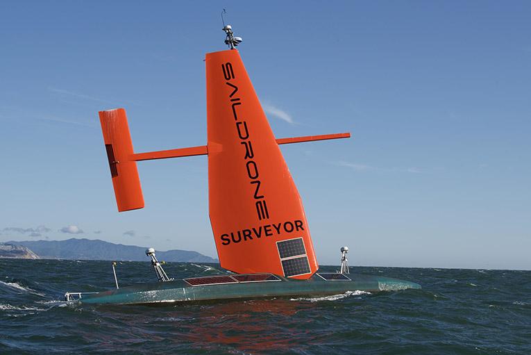 Ocean drone Saildrone Surveyor