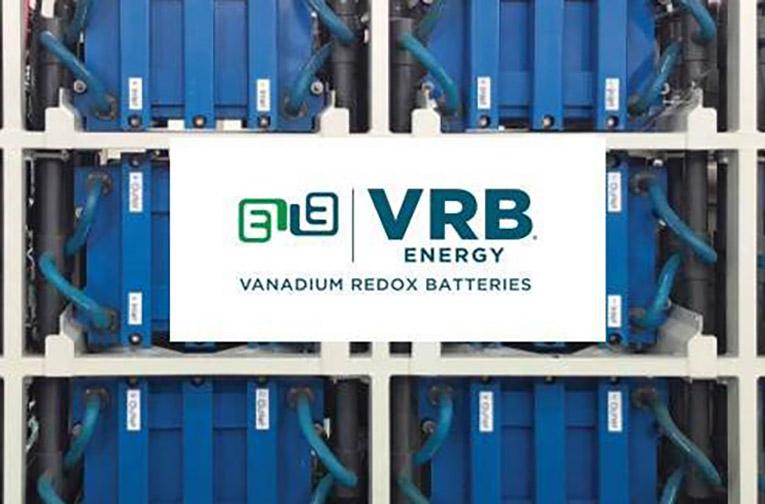 vanadium energy storage