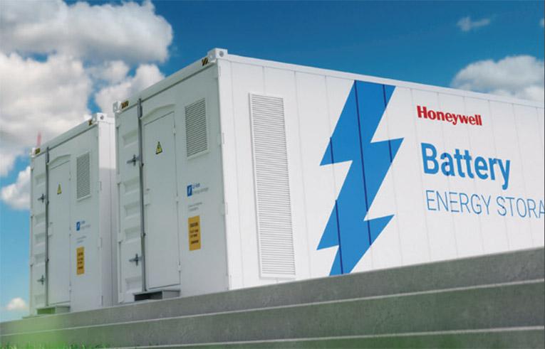 energy storage Honeywell