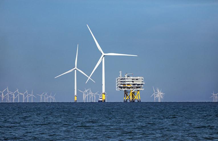 offshore wind to hydrogen