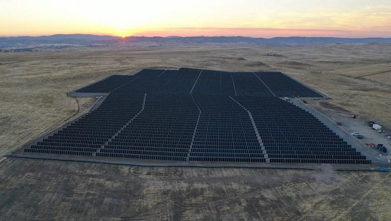 solar development ameresco
