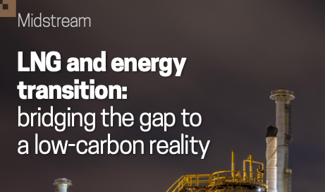 LNG and energy transition: bridging the gap to a low-carbon reality